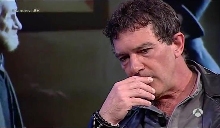 """Antonio Banderas en El Hormiguero (Antena 3): """"No hay sueños imposibles, no existe el fracaso total, se hace país con espíritu emprendedor, con gente que se la juega""""."""