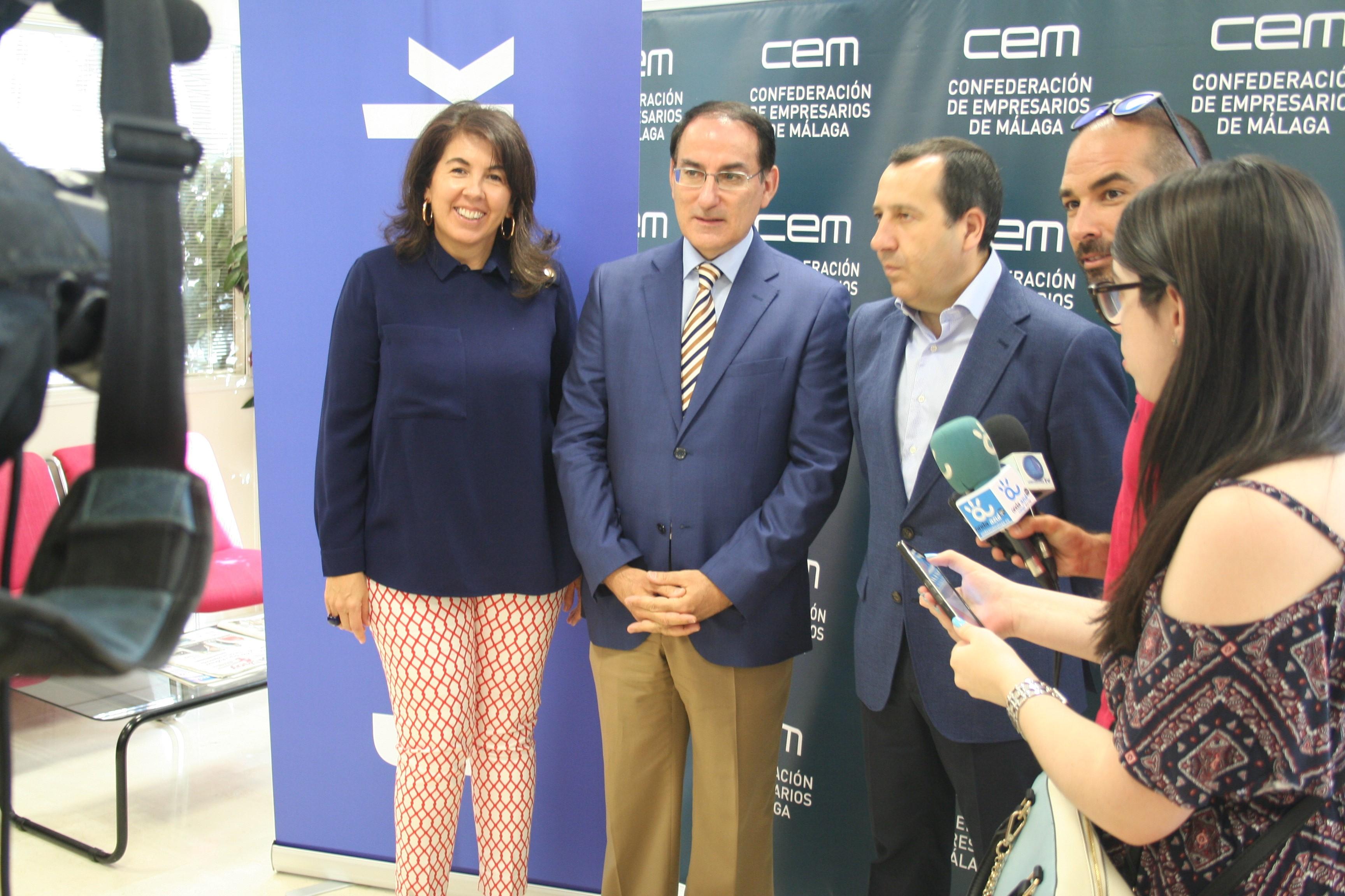 Facebook presenta en Málaga su programa de apoyo a las pymes y emprendedores