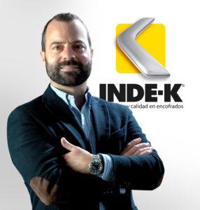 Danie Jorge Houche, fundador de Inde-k