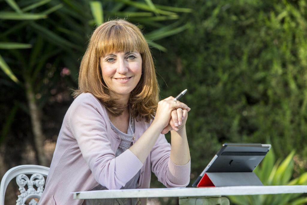 Marta Cañeque, fundadora de Psicoemociónate