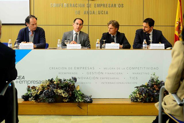 """Presentación estudio """"La creación de empresas en la economía verde"""""""