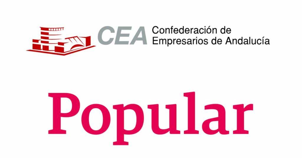 La CEA y el Banco Popular firman un nuevo convenio financiero