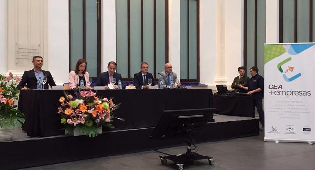 CEA presenta en Networking E2e el Club de Emprendedores de Andalucía