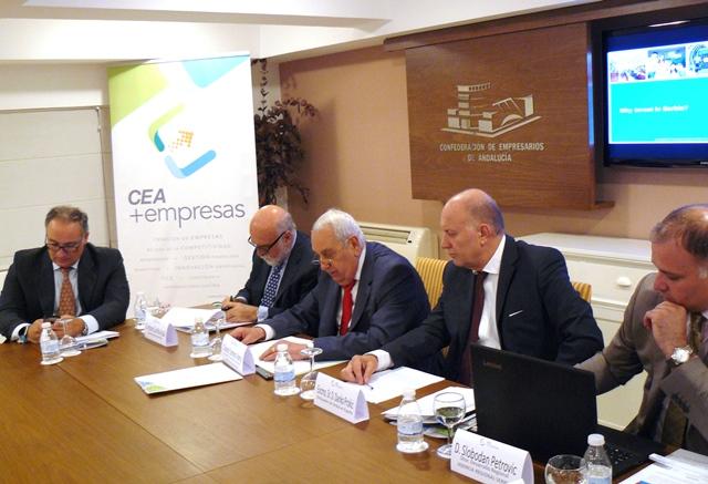 CEA dedica una jornada de internacionalización a las oportunidades de negocio e inversión en Serbia