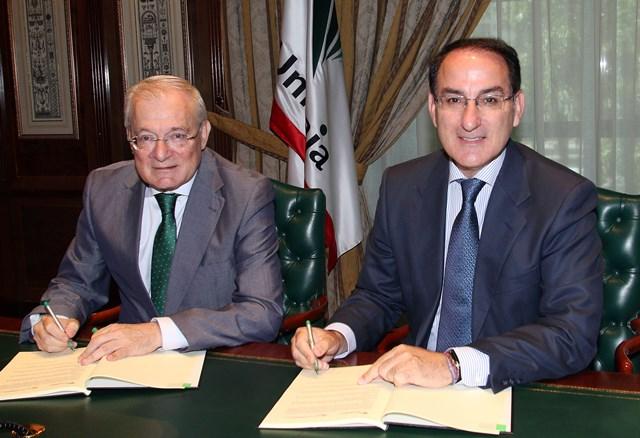 CEA y Unicaja renuevan su acuerdo de financiación a las empresas andaluzas