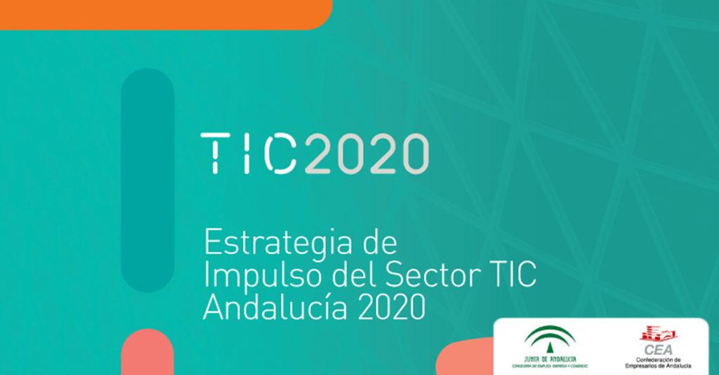 Presentación de la Estrategia de Impulso del Sector TIC Andalucía 2020