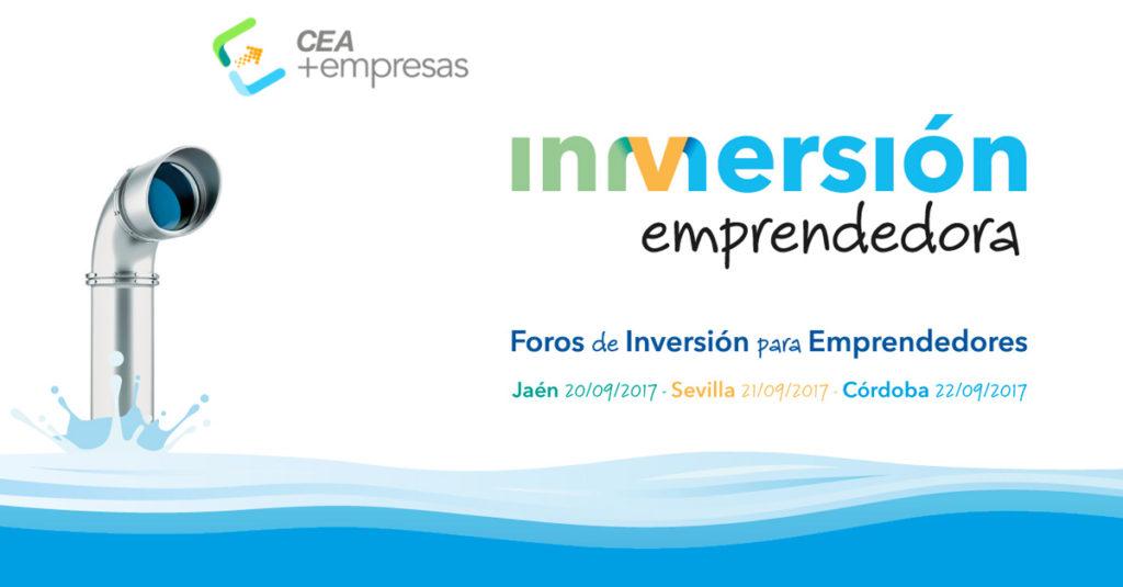 Foros de Inversión para Emprendedores InMersión Emprendedora | CEA+EMPRESAS