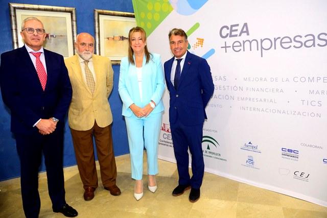 Jornada sobre la empresa familiar andaluza | CEA+EMPRESAS