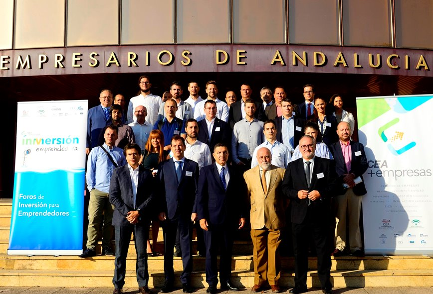 "CEA reúne a más de cien emprendedores e inversores con los foros ""InMersión Emprendedora"""