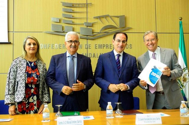 Presentación Informe GEM Andalucía | CEA+EMPRESAS