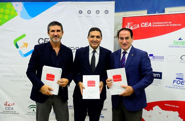 """Jornada """"El reto de la dimensión de la empresa andaluza"""""""
