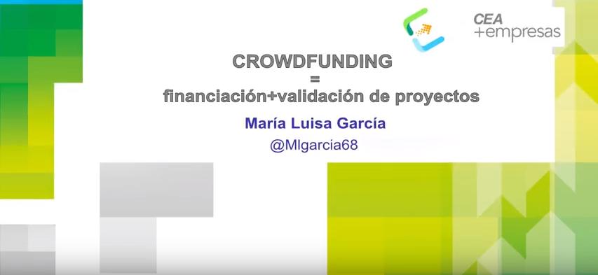CEA+Empresas: crowdfunding